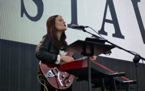 The Staves play Dublin