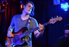 CMA Band - Bass Player