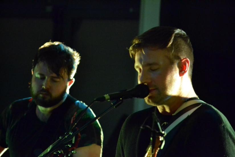 Columbia Mills in Dublin 2017