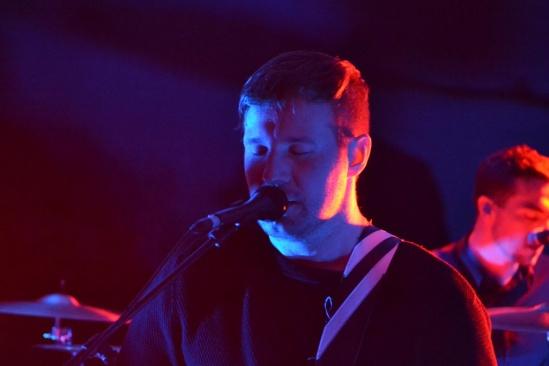 Columbia Mills - RHA in Dublin - Lost Friday