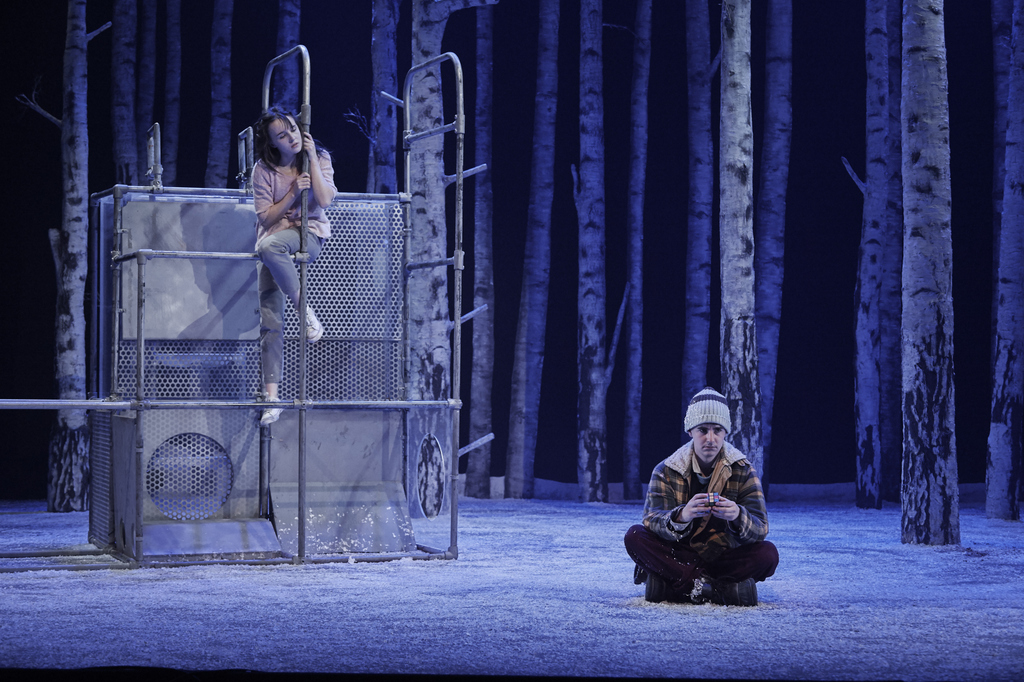 Let The Right One In – review | Stage | The Guardian