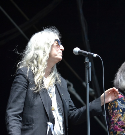 Patti Smith - Dublin