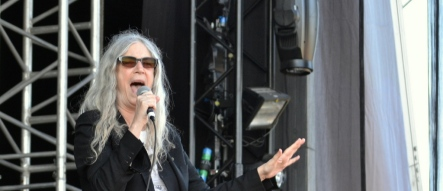 Patti Smith (Dublin 2018)