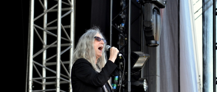 Patti Smith (IMMA)