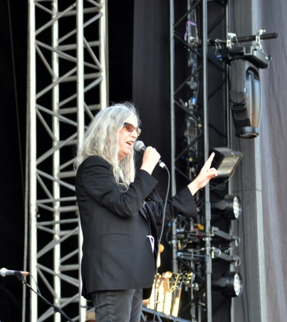 Patti Smith - Kilmainham