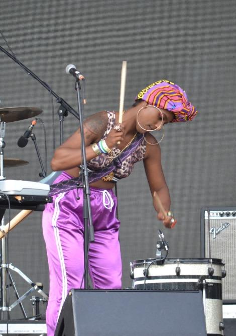 Fehdah Drums 2018