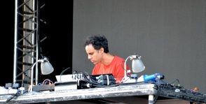 Fourtet at Forbidden Fruit