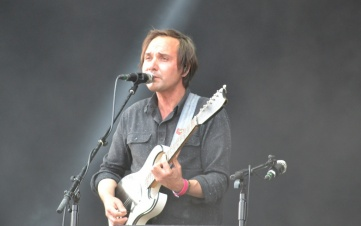 Grizzly Bear in June 2018
