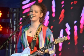 Katie Laffan - Bulmers Live Stage at FF2018