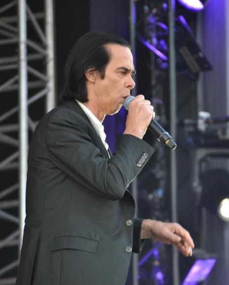Live Gig - Nick Cave - Kilmainham