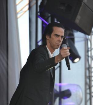 Live - Nick Cave - Kilmainham