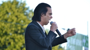 Lvie at Kilmainham, Nick Cave