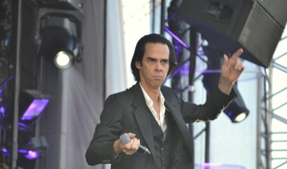 Nick Cave - IMMA Kilmainham
