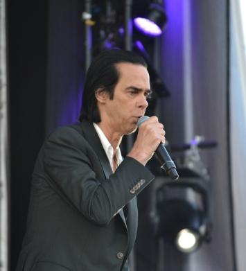 Nick Cave - Kilmainham - Gig