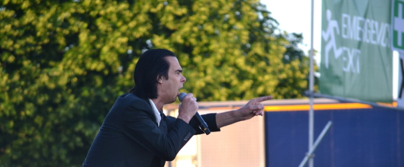 Nick Cave (Legend) - Kilmainham