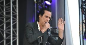 Nick Cave Live at Kilmainham