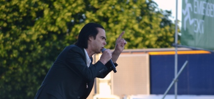 Nick Cave Live - Kilmainham