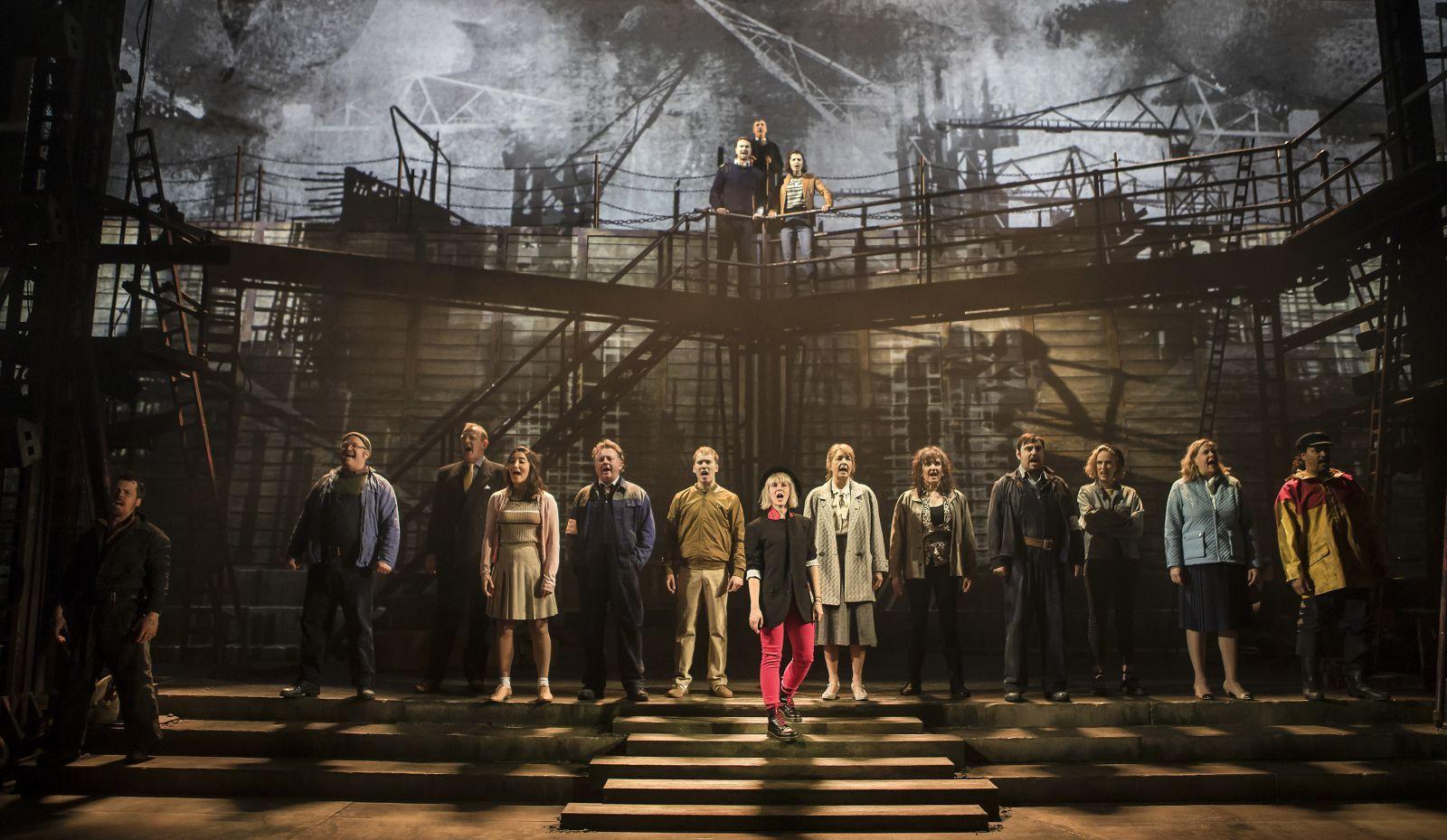 The Last Ship – Bord Gais Energy Theatre – Review – No More