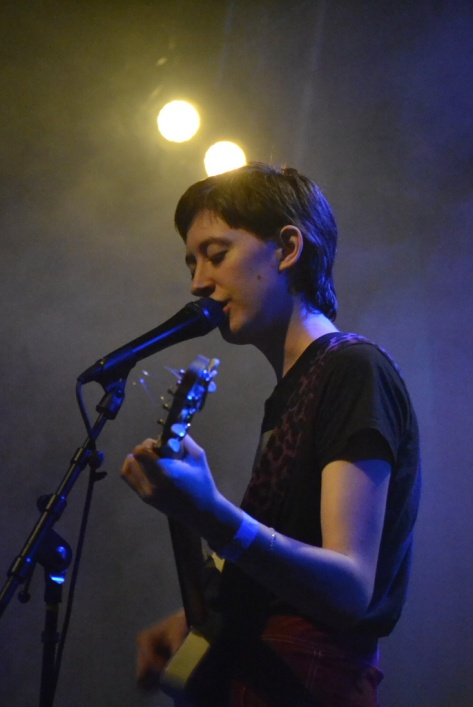 Frankie Cosmos - Button Facory in Dublin