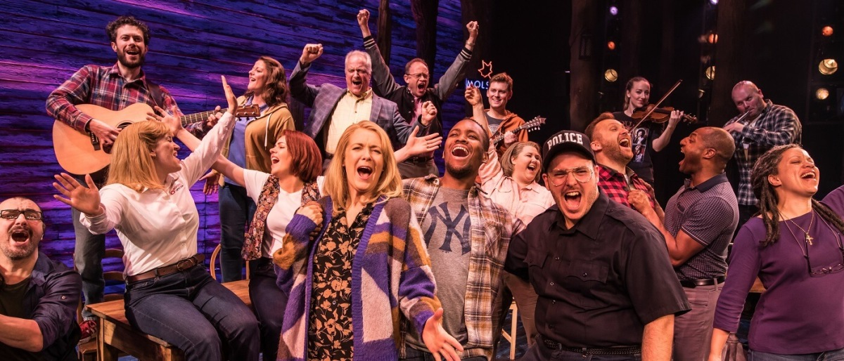 Come From Away - Abbey Theatre - Review