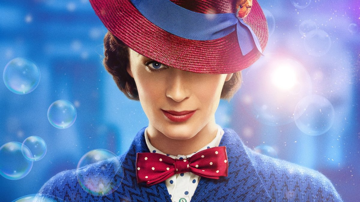 Mary Poppins Returns - Film Review