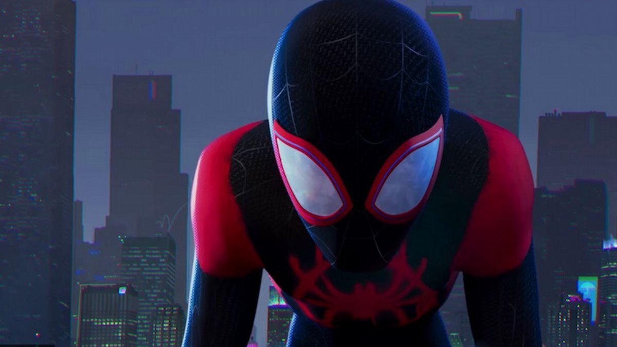 Spider-Man: Into the Spider-Verse - Film Review
