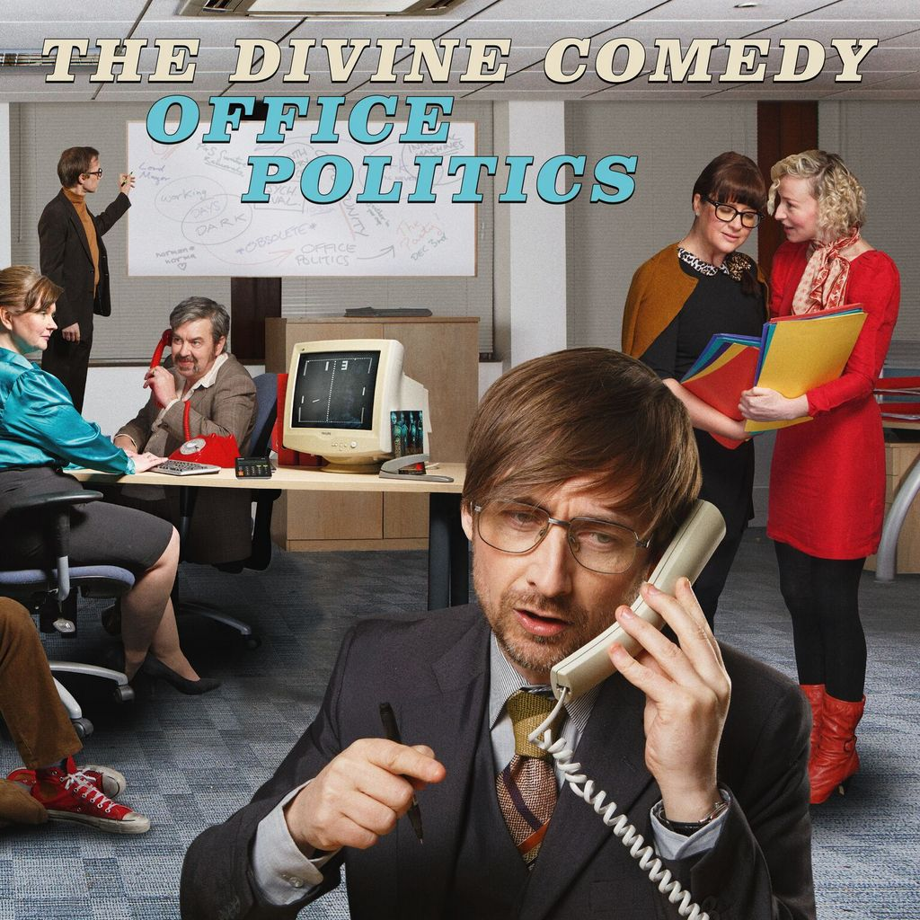 The Divine Comedy – Album/ Single/ Gig News – No More Workhorse