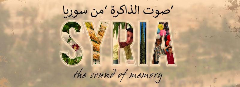 Syria Sound of Memory Invitation 2